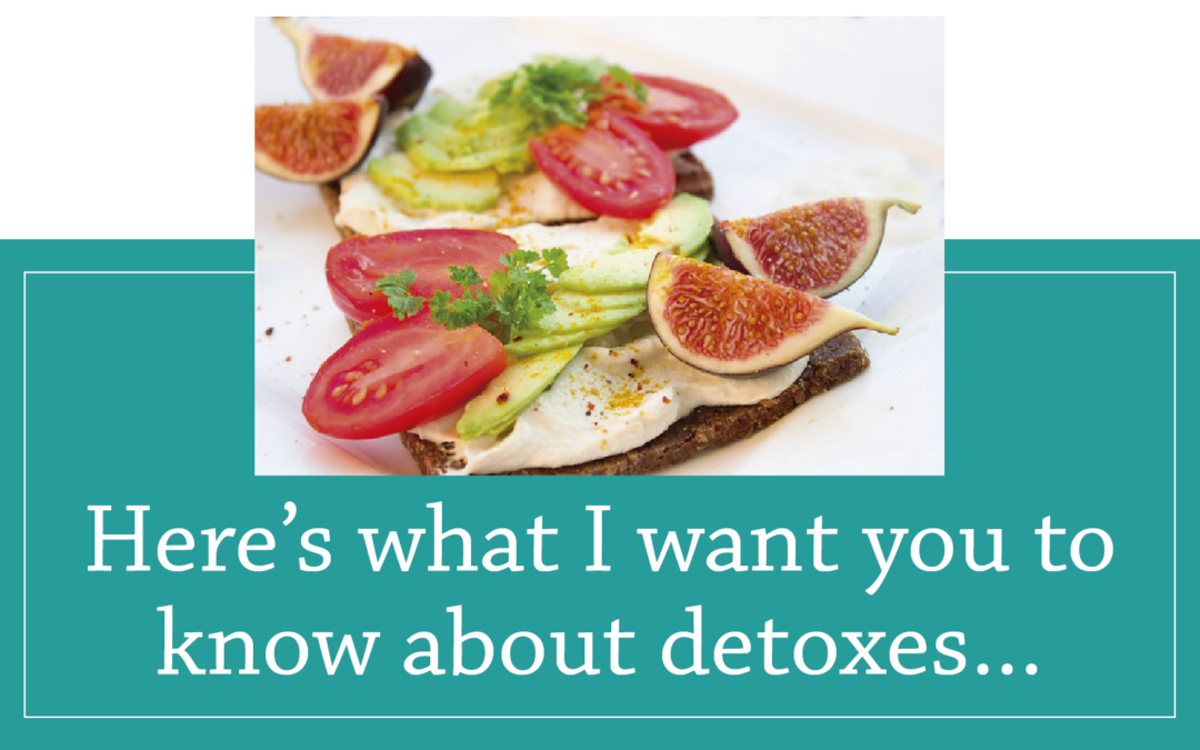Why You Should Detox