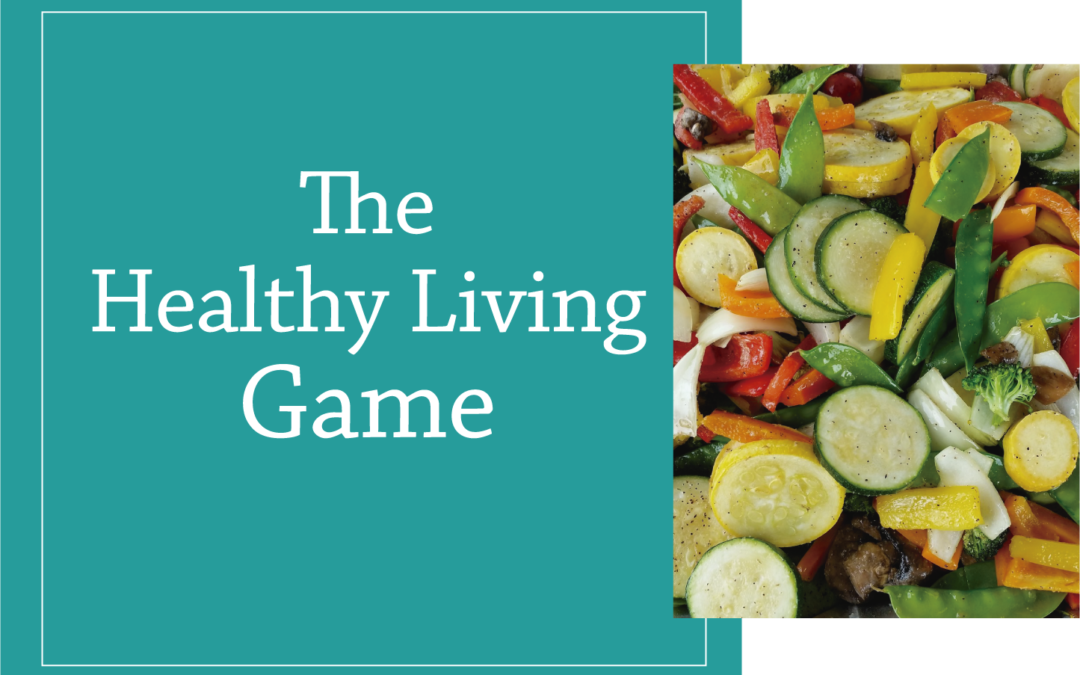 The Healthy Living Game